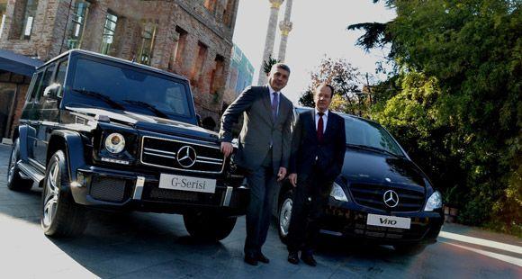2013 Mercedes-Benz Türk'ün Rekorlar Yılı Oldu