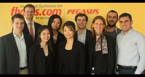 Pegasus Harvard Business School'un İş Ortağı Olarak Seçildi