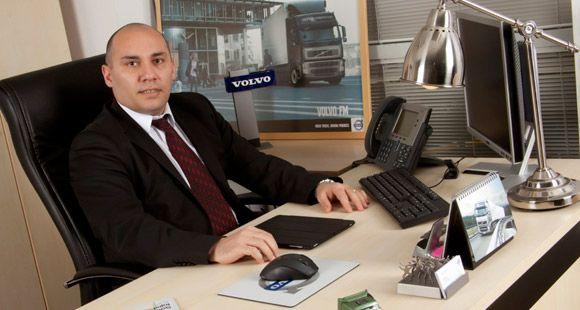 Volvo Group Trucks Türkiye'den Yurtdışına Yönetici Transferi
