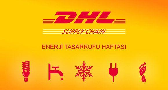 DHL Çalışanlarını Enerji Tasarrufu Konusunda Bilgilendirildi