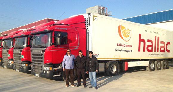 Meysen Gıda Lojistik Filosunu Scania İle Güçlendirdi
