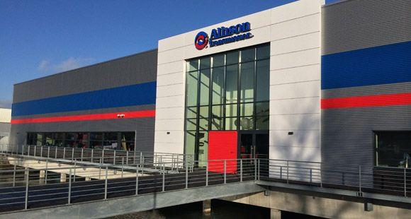 Allison Transmission Hollanda'da Yeni Tesisini Hizmete Açtı