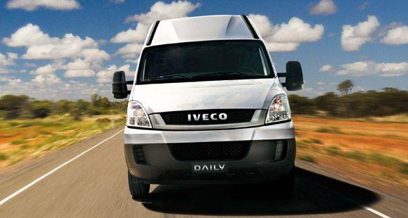 Iveco Daily Afrika Kıtasında 1 Milyon Kilometrelik Yol Yaptı