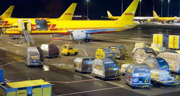 DHL'den 150 Milyon Avro'luk Yatırım