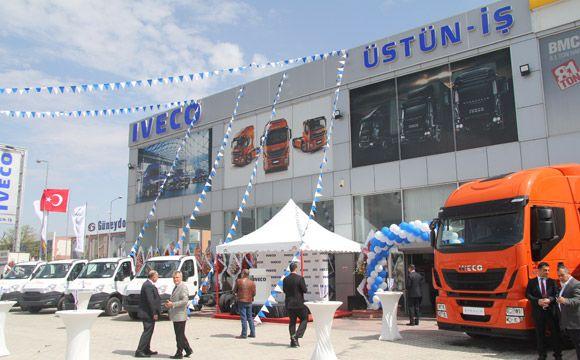 Ekspres Lojistik Filosunu Renault Trucks İle Genişletti