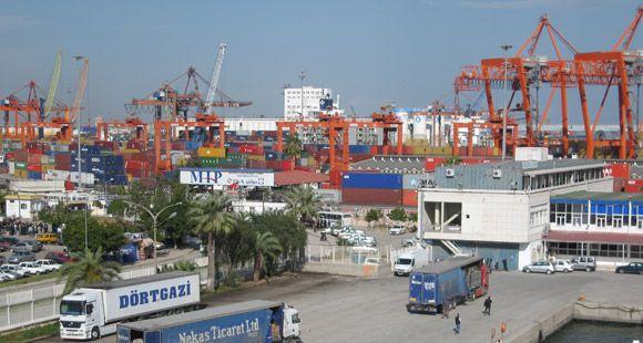 450 Milyon Dolarlık Tahvil Arzı Mersin Limanı'na Ödül Getirdi