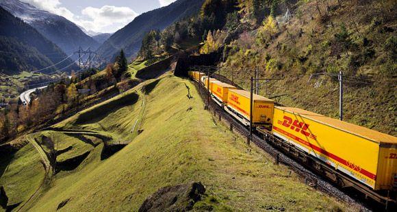 DHL Global Forwarding Çin -Avrupa Demir Yolu Hizmetini Başlattı
