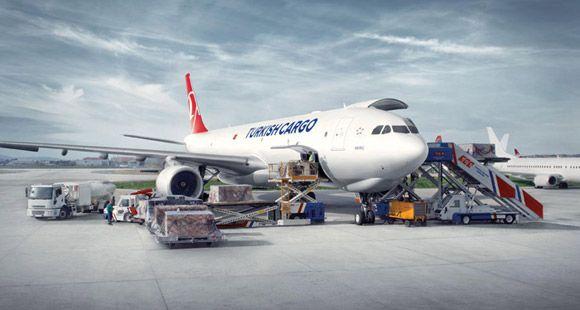 Turkish Cargo'ya Uluslararası Ödül