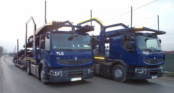 TLS Lojistik'ten 2 Milyon Avro'luk Araç Yatırımı