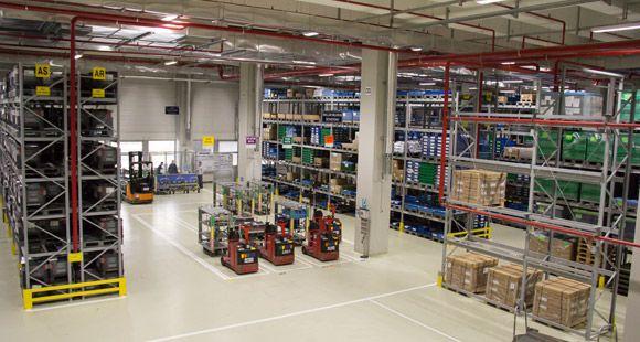 Bosch'dan 9 Milyon Avro'luk Yatırım
