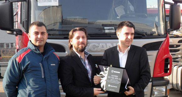 Matriks Otomotiv Filosunu Scania İle Güçlendirdi