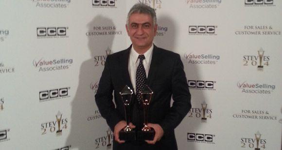 Opet'e Stevie Ödülleri'nden İki Ödül Daha