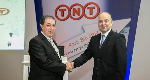 TNT Express Türkiye'nin Yönetim Koltuğunda Devir Teslim Hazırlığı
