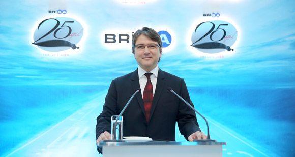 Brisa'nın 2013 Cirosu 1,489 Milyon Türk Lirası Oldu