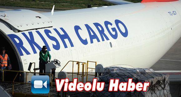 Turkish Cargo İmaj Filmi Vizyonda (Videolu Haber)