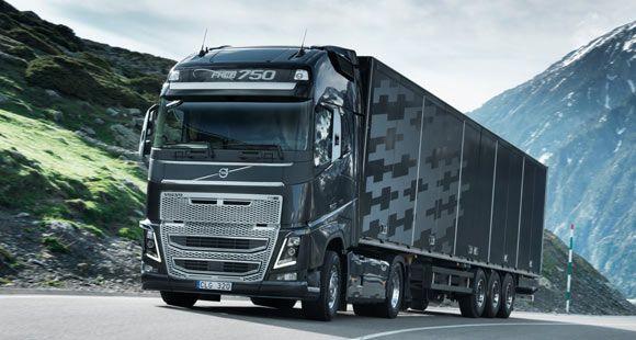 İlk Euro 6 Volvo FH16 Yollara Çıkıyor