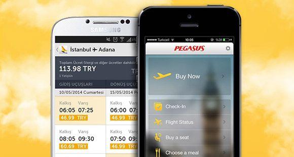 Pegasus Dijital Dünyadaki Varlığını Genişletiyor