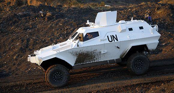 COBRA Birleşmiş Milletler Barış Gücünde Görev Yapacak