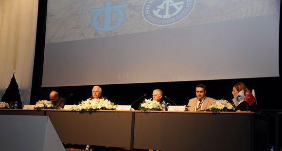 Deniz Ticaret Odası'nın Mart Ayı Meclis Toplantısı Yapıldı