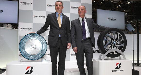 Bridgestone'un Cenevre Çıkarması