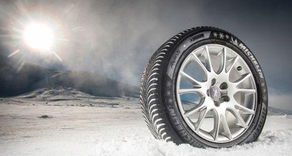 Michelin'in Yeni Kış Lastiği Alpin 5