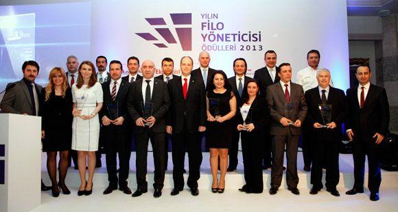 Yılın Filo Yöneticisi Ödülleri Sahiplerini Buldu