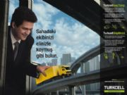 Turkcell'den Araç Takip Servisi