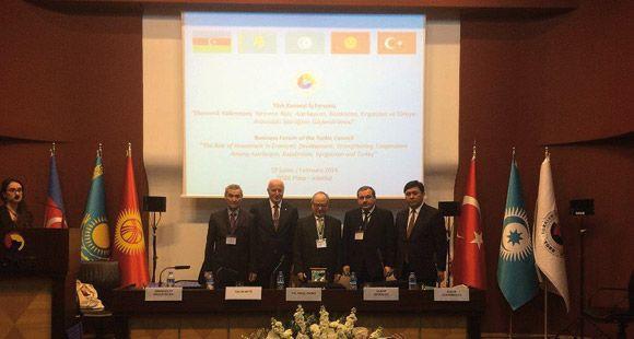 Türk Konseyi İş Forumunda Lojistiğe Vurgu Yapıldı