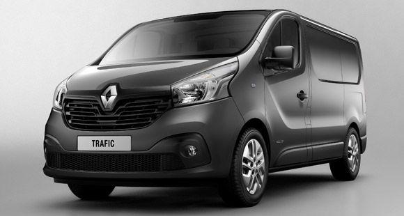 Yeni Renault Trafic Gün Yüzüne Çıkıyor