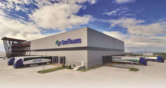 Sertrans Logistics'in Yeni Lojistik Merkezi Hizmete Girdi