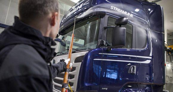 Scania Patent Rekoru Kırdı