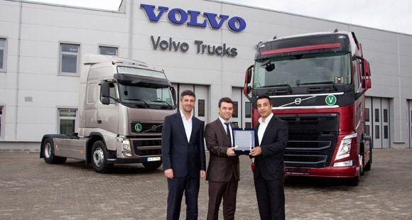 Yapımar Madencilik'in Nakliye İşi Volvo'ya Emanet