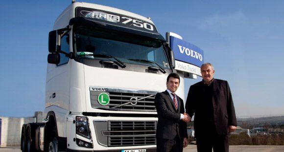 Deveci Uluslararası Ağır Nakliyat Filosunu Volvo İle Güçlendirdi