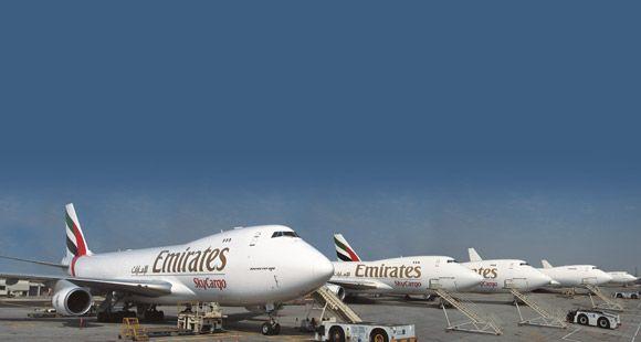 Emirates Skycargo'ya Mükemmellikte Çifte Ödül