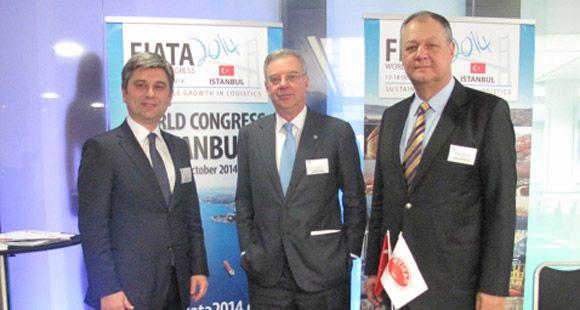 FIATA Merkez Toplantısı Zürih'te Yapıldı
