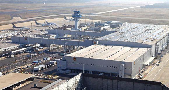 UPS Köln/Bonn Havaalanı'ndaki Avrupa Hava Aktarma Merkezi'ni Açtı