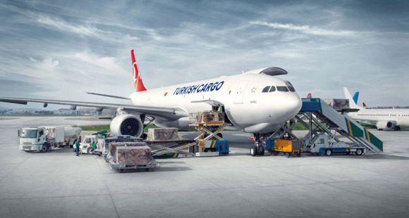 Turkish Cargo'nun Yeni Kargo Uçuş Noktası Belgrad Oldu