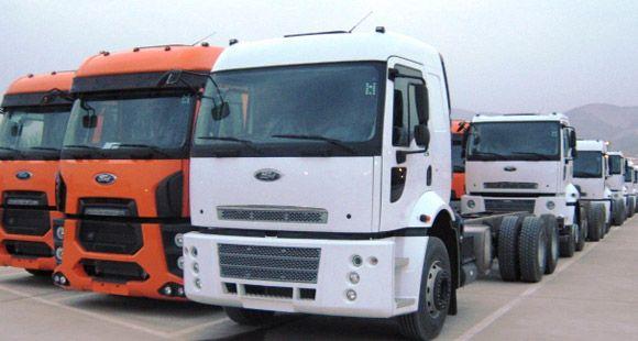 Ford Cargo'lar Gefco'nun Türk-Rus Ortaklığıyla Taşınacak