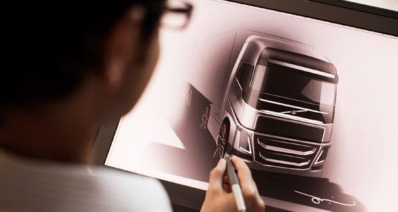Volvo Kamyon'a Uluslararası Tasarım Ödülü