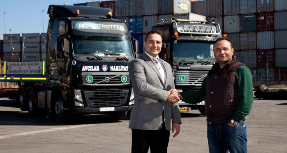 Avcılar Ağır Nakliyat Filosunu Volvo FH İle Güçlendirdi