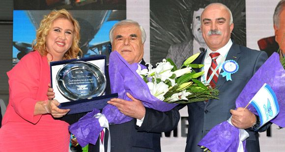 Çelebi 56'ncı Kuruluş Yıldönümünde Çalışanlarını Ödüllendirdi