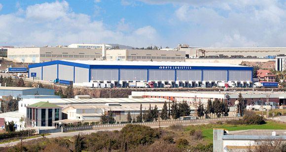 Batu Lojistik Yeni Depo Yatırımını Gebze'de Gerçekleştirdi