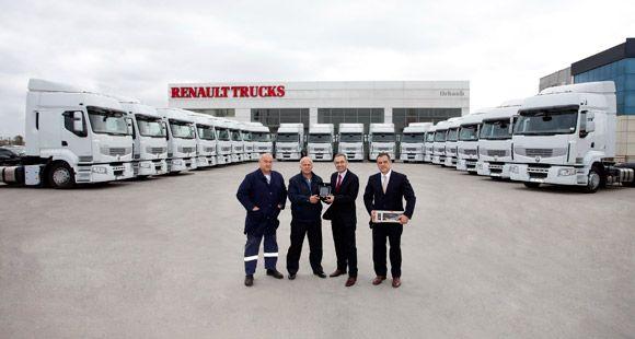 Hilal Trans Renault Trucks İle Büyüyor