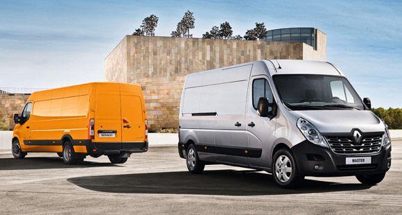 Renault Hafif Ticari Araç Yelpazesi Yenilenmeye Devam Ediyor