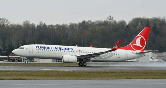 Türk Hava Yolları 75'inci 737 Model Uçağını Teslim Aldı