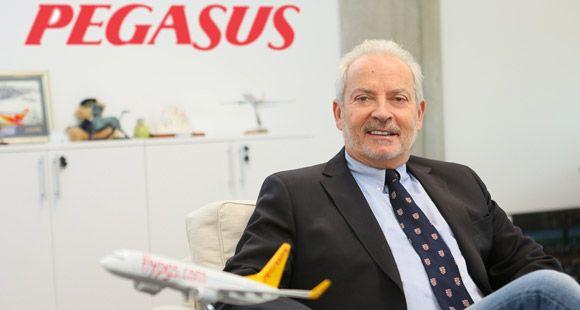 Pegasus 2014'ün İlk Çeyreğinde Sektörün 1,4 Katı Büyüdü