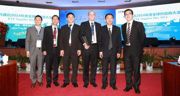 Ceva'ya Yüksek Riskli Kimyasal Lojistiğinde Üstün Başarı Ödülü