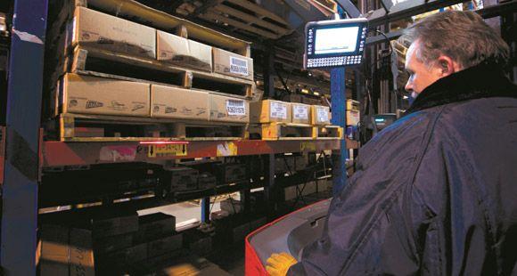 Honeywell'den Mobil Forklift Bilgisayarı