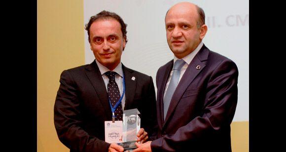 CMS' ye TAYSAD'dan İhracat Ödülü