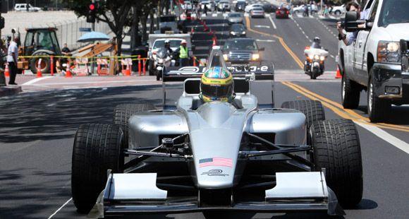 Michelin'den Formula E'ye Teknik Destek
